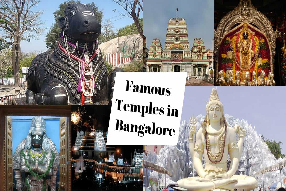 6 Remarkable And Most Famous Temples In Bangalore