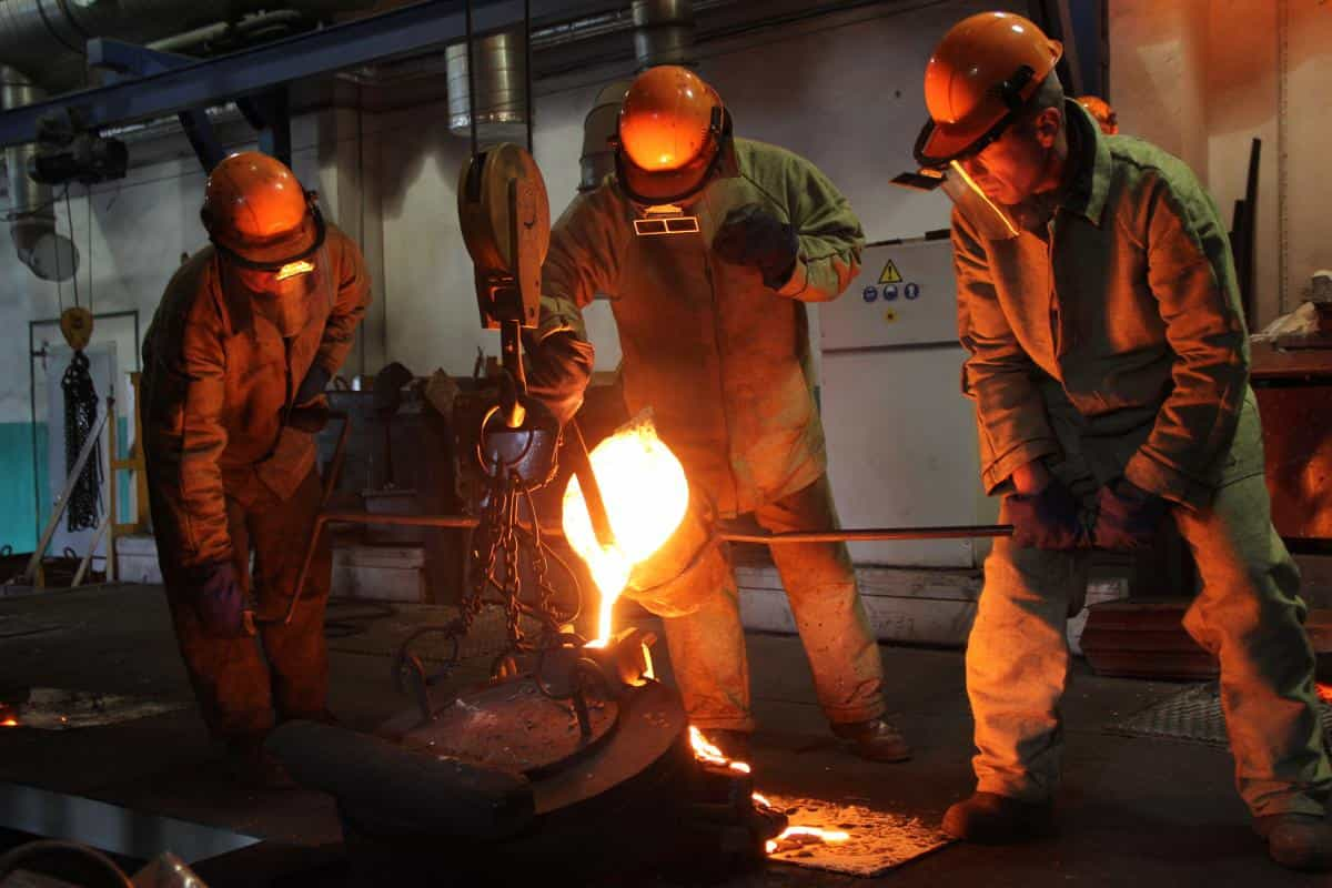 The Industrial Metal Casting Market Today And Tomorrow