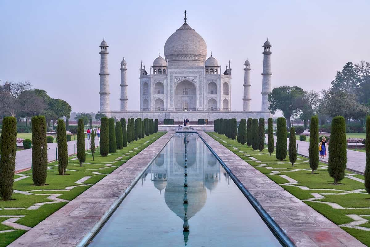 Explore The Golden Triangle Of India With Style…