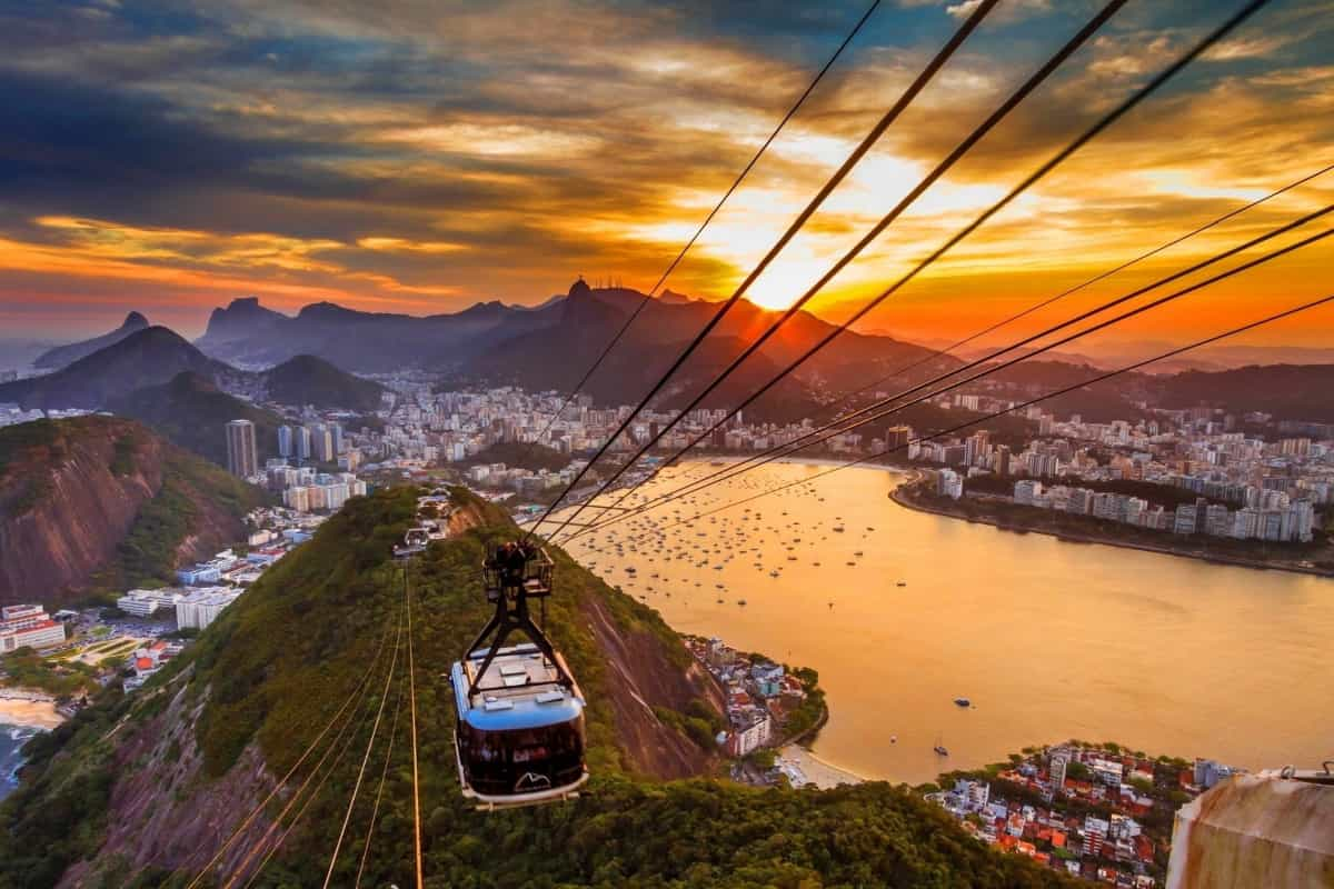 Top 5 Tourist Attractions In Brazil